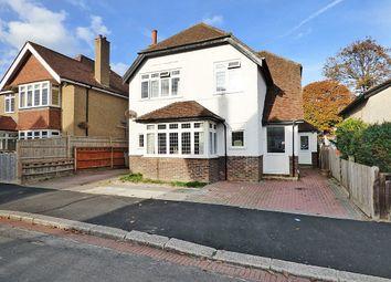 Thumbnail 4 bed detached house for sale in Den Avenue, Bognor Regis