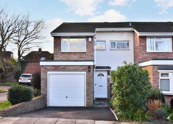 Thumbnail 3 bedroom property for sale in Middlefielde, London