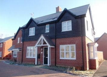 Thumbnail 4 bedroom semi-detached house to rent in Lelleford Close, Long Lawford, Rugby