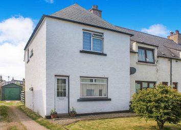 Thumbnail 2 bed end terrace house for sale in George Street, Nairn