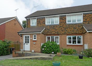 Thumbnail 3 bedroom semi-detached house for sale in Northend Close, Petworth