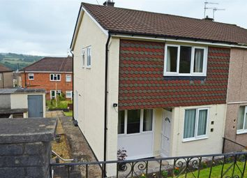 Thumbnail 2 bed semi-detached house for sale in Albany Road, Blackwood, Caerphilly