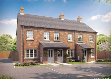 "Thumbnail 2 bed terraced house for sale in ""The Langton"" at Fordlands Road, Fulford, York"