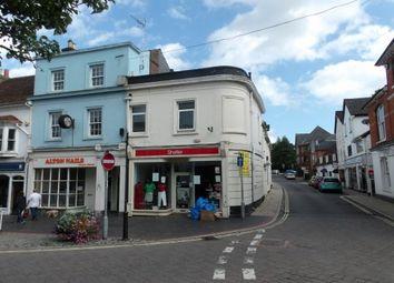 Thumbnail 3 bed flat to rent in Turk Street, Alton
