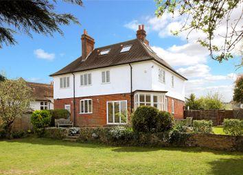 Thumbnail 5 bedroom detached house for sale in The Ridgeway, Chalfont St. Peter, Gerrards Cross, Buckinghamshire