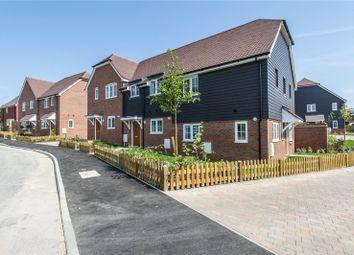 Maidstone Road, Matfield, Tonbridge, Kent TN12. 2 bed terraced house