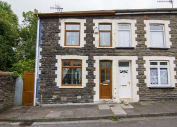 Thumbnail 2 bed terraced house for sale in York Street, Godreaman, Aberdare