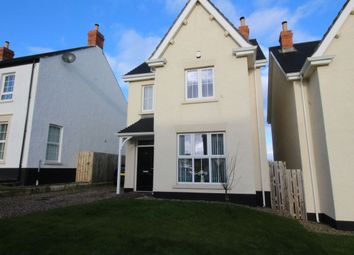 Thumbnail 3 bed detached house for sale in Lislaynan Heights, Ballycarry, Carrickfergus