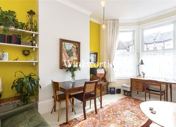Thumbnail 2 bed flat for sale in Pemberton Road, Harringay