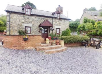 Thumbnail 3 bed detached house for sale in Betws Gwerfil Goch, Corwen, Denbighshire