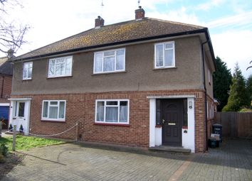 Thumbnail 5 bed semi-detached house to rent in The Crescent, Egham