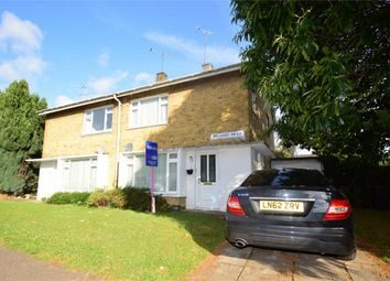 Thumbnail 3 bed end terrace house for sale in Orchard Mead, Hatfield, Hertfordshire