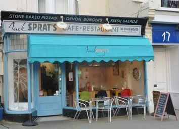 Thumbnail Restaurant/cafe to let in Dawlish, Devon