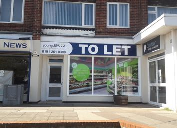 Retail premises to let in Claremont Crescent, Whitley Bay NE26