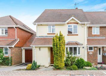 Thumbnail 2 bed semi-detached house for sale in Gainsborough Mews, Titchfield, Fareham