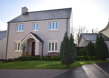 Thumbnail 4 bed detached house for sale in Townland Rise, Petrockstow, Okehampton