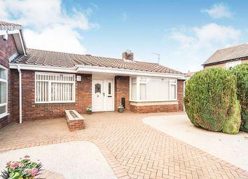 Thumbnail 2 bedroom bungalow for sale in Gillingham Road, Grindon, Sunderland