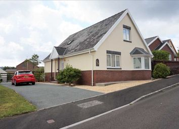 Thumbnail 4 bed detached bungalow for sale in Uwch Gwendraeth, Drefach, Llanelli