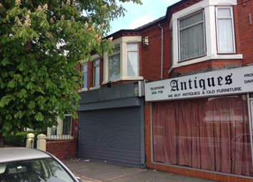 Thumbnail Retail premises for sale in 279 Woodchurch Road, Prenton