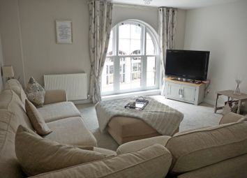 Thumbnail 2 bed flat for sale in Hensborough, Solihull