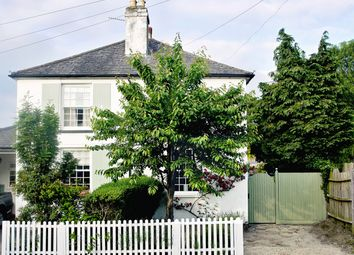 Thumbnail 2 bed semi-detached house for sale in High Street, Downe, Orpington