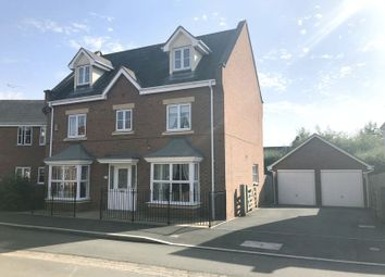 Thumbnail 5 bed detached house for sale in Twineham Road, Oakhurst, Swindon