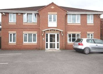 Thumbnail 2 bed flat to rent in Flaxley Road, Selby