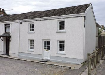 Thumbnail 3 bed end terrace house for sale in James Street, Ynysisaf, Ystradgynlais