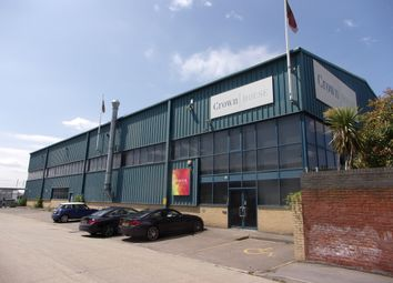 Thumbnail Warehouse for sale in London Road, West Thurrock