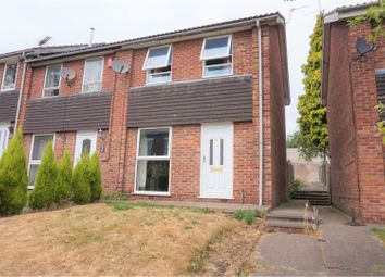 Thumbnail 2 bed town house for sale in Holly Gardens, Nottingham