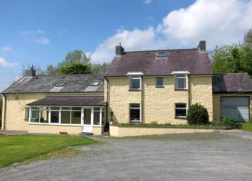 Thumbnail 8 bed property for sale in Cellan, Lampeter