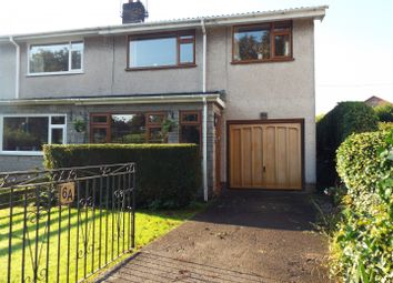Thumbnail 3 bed semi-detached house for sale in Manselfield Road, Murton, Swansea