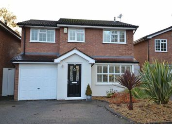 Thumbnail 4 bed link-detached house for sale in Mainwaring Drive, Wilmslow, Cheshire