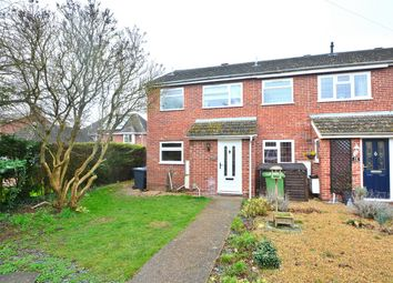 Thumbnail 2 bedroom end terrace house for sale in Chequer Street, Fenstanton, Cambridgeshire