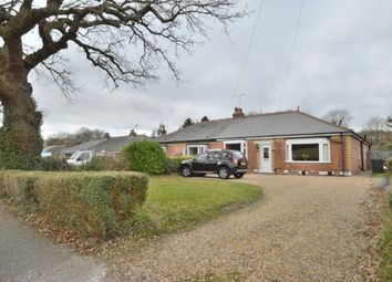 Thumbnail 4 bedroom semi-detached bungalow for sale in Finchdean Road, Rowlands Castle