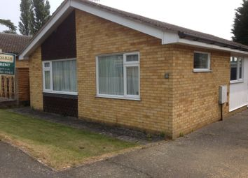 Thumbnail 2 bed bungalow to rent in Old Orchard Close, Halesworth