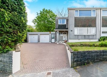 Thumbnail 3 bedroom semi-detached house for sale in Kennel Hill Close, Plympton, Plymouth