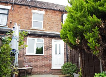 Thumbnail 3 bed terraced house for sale in Top Row, Newark