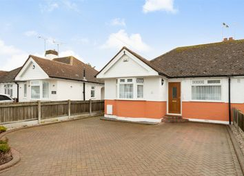 Thumbnail 3 bed semi-detached bungalow for sale in Russell Drive, Whitstable, Kent