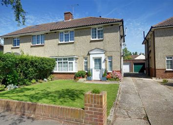 Thumbnail 3 bed semi-detached house for sale in Nutley Crescent, Goring By Sea, West Sussex