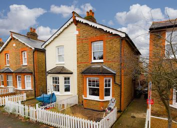Thumbnail 2 bedroom semi-detached house to rent in Beaconsfield Road, Surbiton