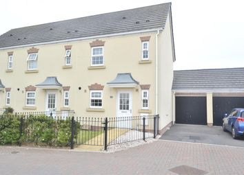 Thumbnail 2 bed end terrace house for sale in Wycombe Road, Kingsway, Quedgeley, Gloucester