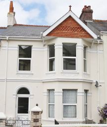 Thumbnail 2 bed flat to rent in Top Floor Flat, Salcombe Road, Lipson, Plymouth