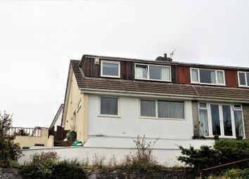 Thumbnail 3 bed semi-detached house for sale in Shirburn Road, Plymouth