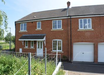 Thumbnail 3 bed terraced house for sale in Standish Street, Bridgwater