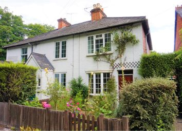 Thumbnail 2 bedroom end terrace house for sale in London Road, Ascot