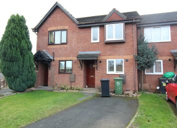 Thumbnail 2 bedroom terraced house to rent in The Pastures, Lower Bullingham, Hereford