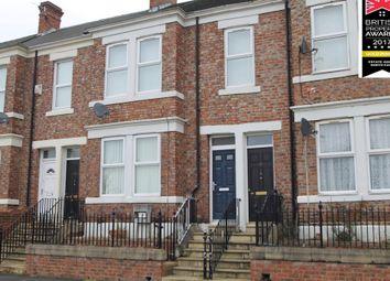Thumbnail 3 bed flat for sale in Brighton Road, Bensham, Gateshead