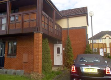 Thumbnail 1 bed semi-detached house to rent in Wallmead Gardens, Loughton, Milton Keynes