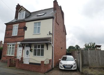 Thumbnail 3 bedroom semi-detached house for sale in Addenbrooke Street, Darlaston, Wednesbury